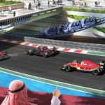 Paddock Club Arabia Saudita, Jeddah Grand Prix - 28 Novembre 2021